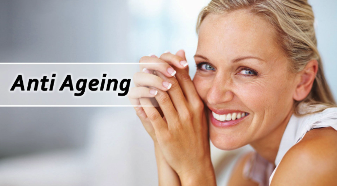 anti-aging tips for 40's