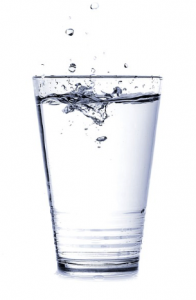 drink water anti-aging tip