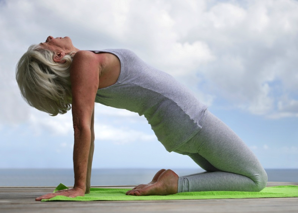 Benefits of yoga for seniors and elderly