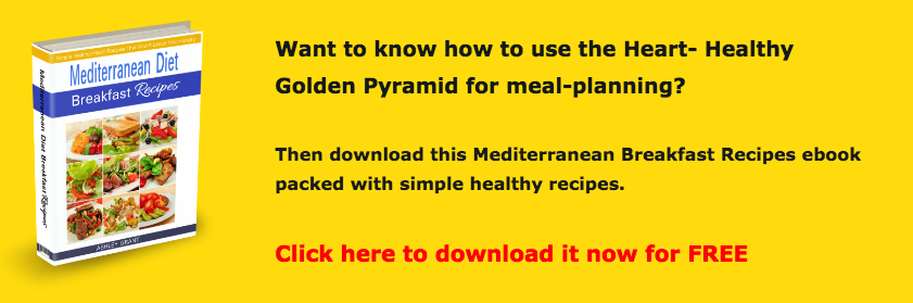 Mediterranean diet breakfast recipes