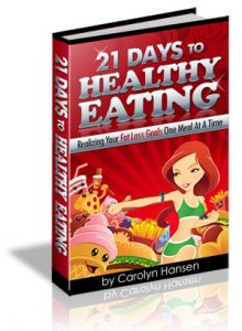 Healthy Eating Book