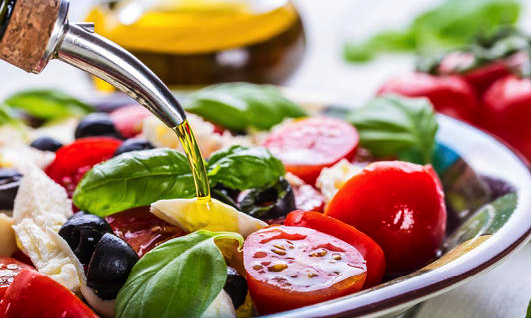 mediterranean diet food list recipes